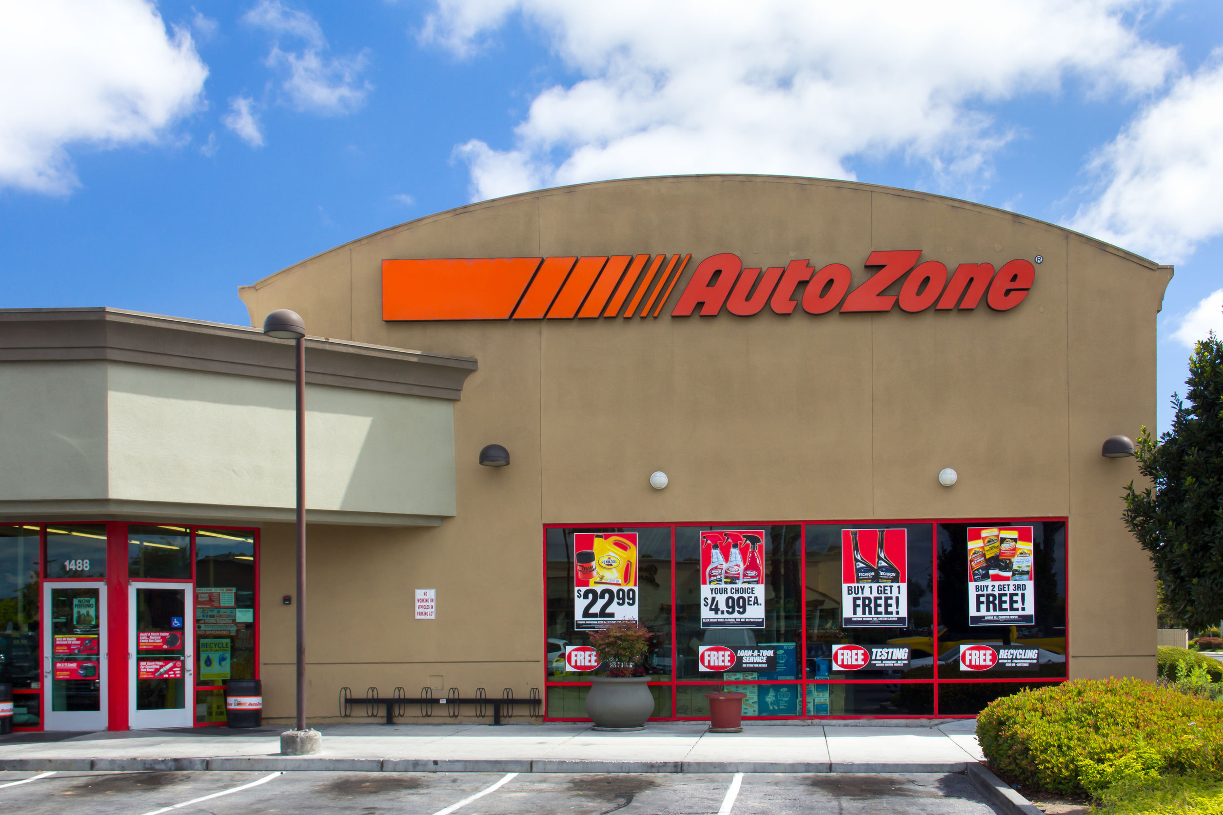 EEOC Sues AutoZone for National Origin Discrimination, Harassment