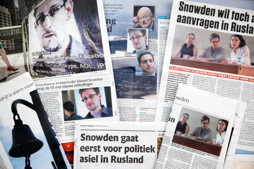 Feds Terminate Contract with Firm that Vetted Snowden, Alexis