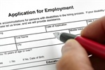 What to avoid and what to include on employment applications