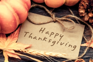 OPENonline Thanksgiving Holiday Hours