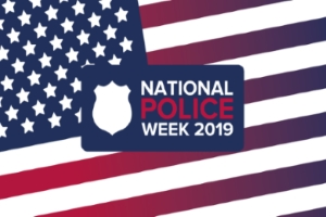 National Police Week – Thank you from OPENonline!